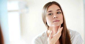 لکه ها تیره روی صورت ؛ علل و روش های درمان آن