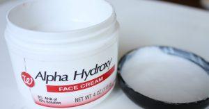 خواص و مضرات استفاده از آلفا هیدروکسی اسید برای مراقبت از پوست
