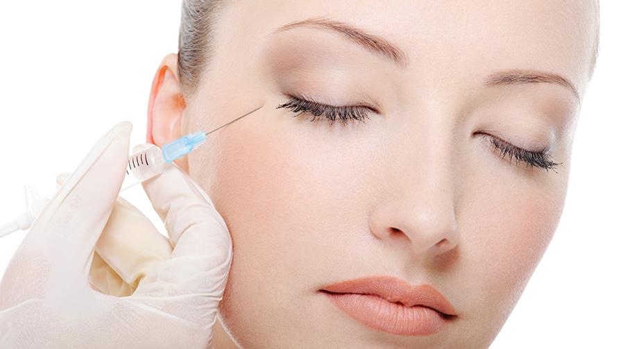 تزریق بوتاکس برای درمان چروک های زیر چشم
