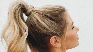 6 مدل از بهترین مدل مو دم اسبی برای زیبا تر شدن ظاهر شما
