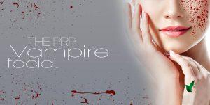 با لیفت صورت به روش پی آر پی با نام خون آشام Vampire Facelift بیشتر آشنا شوید