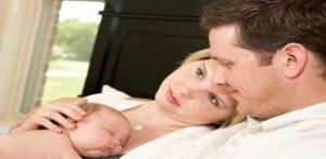 مشکلات زندگی زناشویی بعد از بارداری