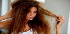 نکاتی برای مرطوب کردن موهای خشک